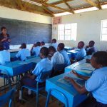 The Water Project: Musasa Secondary School -  Training Session