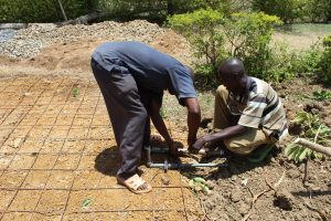 The Water Project:  Placing The Tap