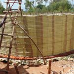 The Water Project: Essongolo Primary School -  Tank Construction