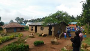 The Water Project:  Kopchorwa School Grounds