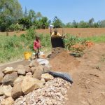 The Water Project: Eshiakhulo Community, Kweyu Spring -  Helping Hands