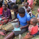 The Water Project: Mukhuyu Community, Kwawanzala Spring -  Participants