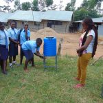 The Water Project: Musasa Secondary School -  Handwashing Practice