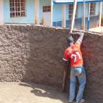 The Water Project: Kima Primary School -  Tank Construction