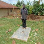 The Water Project: Sichinji Community, Makhatse Spring -  Sanitation Platform
