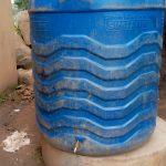 The Water Project: Musasa Primary School -  Rainwater Basin