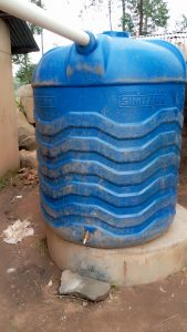The Water Project:  Rainwater Basin