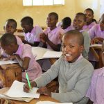 The Water Project: Mayoni Township Primary School -  Happy About Training