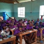 The Water Project: Munyanza Primary School -  Training