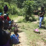 The Water Project: Malava Community, Ndevera Spring -  Training