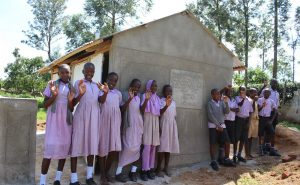 The Water Project:  New Latrines
