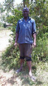 The Water Project:  Joseph Chitala