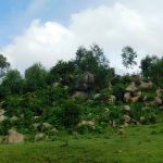 The Water Project: Kapchorwa Primary School -  Rocky Landscape