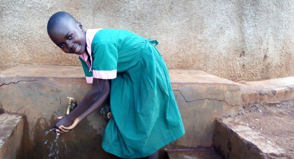 The Water Project : 4-kenya18008-joan-mwenesi-2