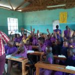 The Water Project: Munyanza Primary School -  Voting For Ctc Leaders