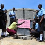 The Water Project: Nambilima Secondary School -  In Memory Of Rebecca