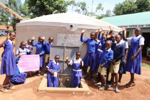 The Water Project:  In Honor Of Rebecca