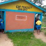 The Water Project: Musasa Primary School -  Kenya Student Latrine