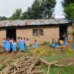The Water Project: Kapchorwa Primary School -  Students On Break