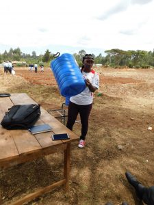 The Water Project:  Introducing The New Handwashing Stations