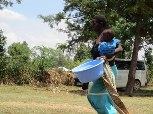 The Water Project:  Bringing Water For Handwashing Training