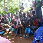 The Water Project: Shisere Community, Francis Atema Spring -  Handwashing Training