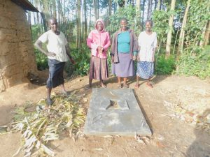 The Water Project:  New Latrine Owners