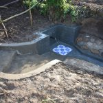 The Water Project: Eshiakhulo Community, Kweyu Spring -  Completed Spring