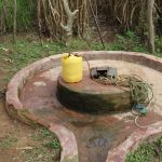 The Water Project: Mukangu Primary School -  Well Without A Pump
