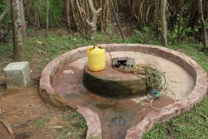 The Water Project:  Well Without A Pump