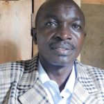 The Water Project: Kapchorwa Primary School -  Headteacher Mr Amatsimbi Ababu