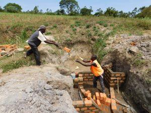 The Water Project:  Teamwork Toss