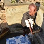 The Water Project: Munenga Community, Burudi Spring -  Feeling The Rush