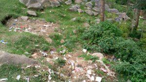 The Water Project:  Kenya Trash Dump Site