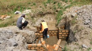 The Water Project:  Brick By Brick