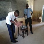 The Water Project: Nambilima Secondary School -  Handwashing Training