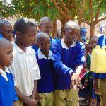 The Water Project: Kima Primary School -  Joseph Onani Demonstrating The Ten Steps Of Handwashing