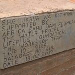 The Water Project: Kithoni Community -  Asdf_ukava Wa Kithoni Shg_sd Plaques
