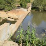 The Water Project: Katung'uli Community B -  Dam