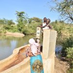 The Water Project: Katung'uli Community C -  Well