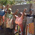 The Water Project: Kathamba Ngii Community -  Complete Dam