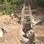 The Water Project: Kathamba Ngii Community -  Dam Construction