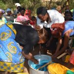 The Water Project: Kithoni Community -  Soapmaking