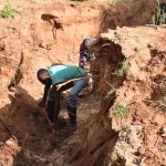 The Water Project: Muluti Community -  Dam Construction