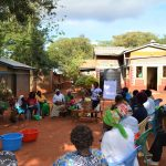 The Water Project: Muluti Community -  Soapmaking