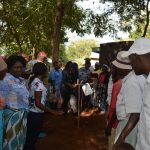 The Water Project: Muluti Community -  Training Day Three