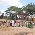 The Water Project: Muluti Community -  United Together