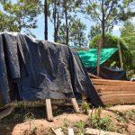 The Water Project: Ivumbu Community -  Construction Materials