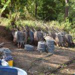 The Water Project: Ivumbu Community -  Construction Site