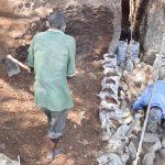 The Water Project: Ivumbu Community -  Dam Construction